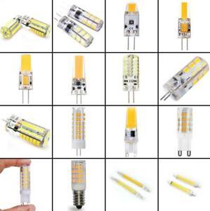 ★TheQ★ LED Lampe G4/G9/R7S 12V/230V ab 1,2W COB SMD Energieeinsparung Dimmbar