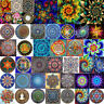 5D DIY Full Drill Diamond Mandala Abstract Painting Cross Stitch Kits Decor Gift