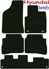 Hyundai Santa Fe 7 Seater Tailored Deluxe Quality Car Mats 2006-2009 4x4 Jeep