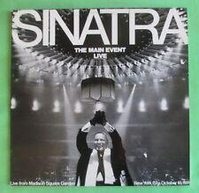 Frank Sinatra Lp- The Main Event Live