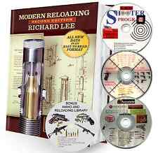 LEE RELOADING MANUAL AND 4 DISK SOFTWARE PACKAGE  2ND EDITION BOOK A GREAT GIFT