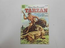 Tarzan #115! (1959, Dell)! VG/FN5.0+! Silver age ERB beauty! MUST HAVE COPY!