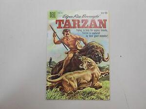 Tarzan #115! (1959, Dell)! VG/FN5.0+! Silver age ERB beauty! MUST HAVE COPY!
