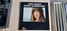 Jane Birkin, Serge Gainsbourg – Jane Birkin Et Serge Gainsbourg lp