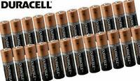12 X AAA Duracell 1.5V Alkaline Batteries LR06 DURALOCK Battery z37
