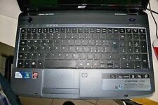 ACER Portatile PC Notebook Pentium Aspire dispLed PER PARTI RICAMBIO
