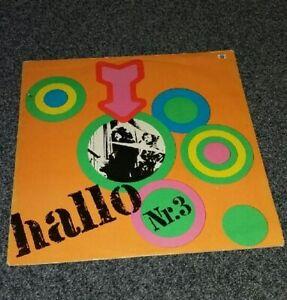 AMIGA LP + HALLO NR.3 (1972) VG