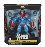 MARVEL LEGENDS Apocalypse Action Figure X-MEN 6 Inch Deluxe Figure IN HAND!