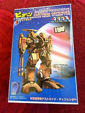 Macross Destroid Defender Battletech 1/200 Pitaban Kit Vintage NEW Robotech