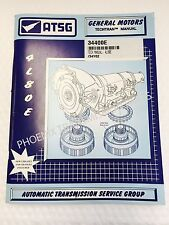 4L80E Transmission ATSG Technical Service and Repair Manual for GM