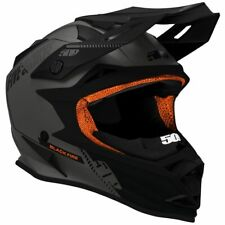 2020 509 Altitude Black Fire - Snowmobile Helmet- w/ Fidlock - Medium or 2Xl