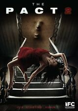 NEW/SEALED- The Pact 2  (DVD 2015) w/ slipcover IFC Midnight FREE 1ST CLASS SHIP
