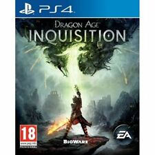 Dragon Age Inquisition PS4 Brand New *AU STOCK*