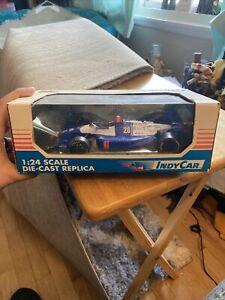 Racing Champions IndyCar 1:24 Arie Luyendyk Die Cast 1994 #28 Euro Sport