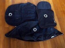 Bugaboo Rare Limited Edition Denim 007 Fabric Set Cameleon 2 Stroller - Great Co