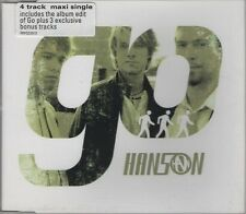 HANSON Gone    4 TRACK CD  NEW - NOT SEALED