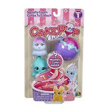 Cake Pop Cuties ~ Multipack ~ Inc sealpop, poptopus & Figura De Misterio