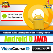 Android O Java -  App Development 50 Hours Video Training Course Download