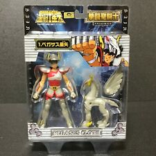 Saint Seiya Pegasus Seiya Cloth Action Figure Bandai Japan 2004 Authentic rare