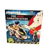 Playmobil STANTZ WITH SKYBIKE 9388 Ghostbusters™ Toy Playset and Figures Ages 6+