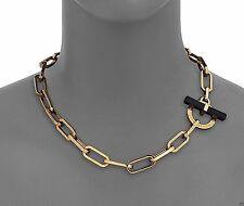 Modeschmuck-Halsketten & -Anhänger aus Edelstahl mit Achat-Hauptstein