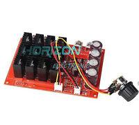 DC 10-50V 60A Motor Speed Control PWM HHO RC Controller 12V 24V 48V 3000W Best
