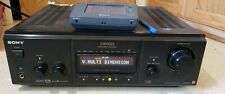 Sony TA-E9000ES Surround Sound Control Preamplifier Preamp with Phono Works