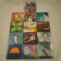 STARBUCKS COMPILATION CD ALBUM LOT 13ct RAMONES WHO +MORE NEW SEALED FREE S&H OL