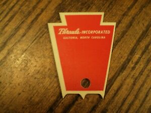 """Vintage Threads Incorporated Stitch Gauge Sewing Tool - 2-9/16"""" Tall"""