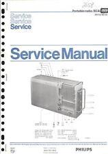 Philips Original Service Manual für 90 AL 800