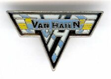 VAN HALEN enamel and metal *RARE* Logo PIN New!