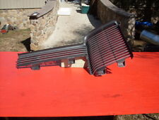 1971 Pontiac Catalina/Brougham Left Side Grille Assembly