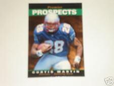 1995 UPPER DECK SP CURTIS MARTIN Rookie Card