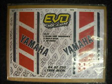 YZ250 YZ 250 L 1984 Pre Cut Tank Decals Perforated