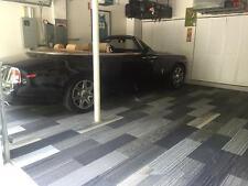 700 sq ft Brand New Carpet Tile Planks Tiles Gray Black Silver Modular Assorted