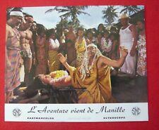 16 photos du film L'aventure vient de Manille (1965)