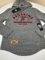 Washington Redskins Pullover Hoodie Mens Small Ultra Game NFL Gray