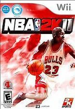 NBA 2K11 Nintendo Wii Game