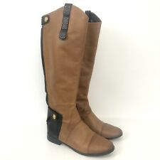 New Women/'s Circus by Sam Edelman Perry Riding Boot Brown N43