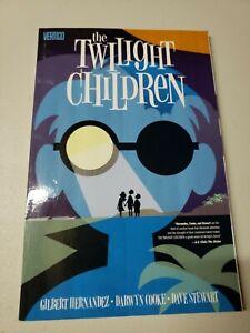 The Twilight Children TPB Jamie Hernandez Vertigo Comics Graphic Novel Cooke