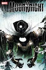 More details for moon knight #3 regular cover (2021) 1st full appearance hunter's moon marvel