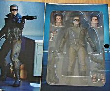 """La estación de policía Terminator NECA último asalto 7"""" Figura De Acción Nuevo Sellado"""