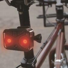Bicycle Rearview Recorder Cyclist Camera HD 720P Night Rear View Bicycle Cam DVR