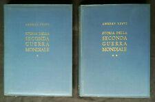 STORIA DELLA SECONDA GUERRA MONDIALE (Amedeo Tosti) Rizzoli 1953