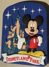 AIMANT / Magnet Mickey CHATEAU / MK Castle Disneyland Paris