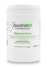 Zeolith MED® Detox-Pulver 700g, CE-geprüftes Medizinprodukt