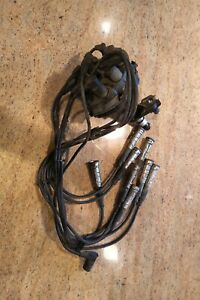 Mercedes Bosch W126 560SEL Ignition Distributor 0237505009 with wires and cap