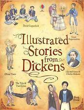 Illustrated Dickens (Usborne Illustrated Classics), Acceptable, Charles Dickens,