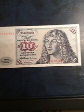 Germany Democratic Republic 10 Deutsche Mark 1960