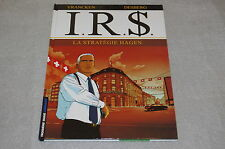 IRS T2 La stratégie Hagen / Vrancken / Desberg // Le Lombard